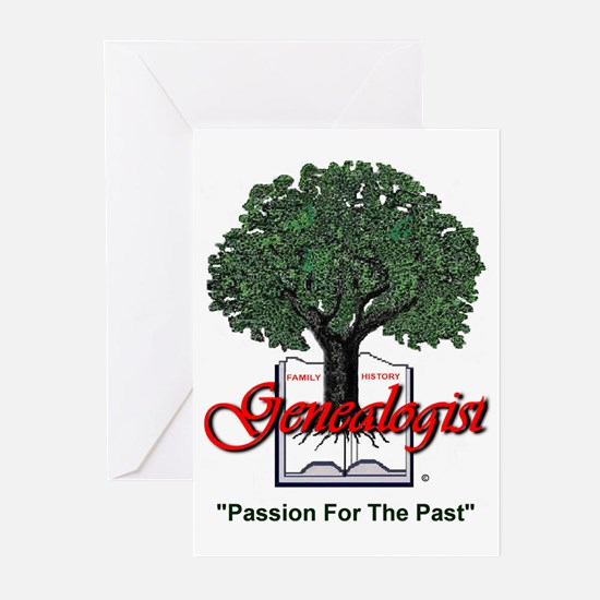 Passion For The Past Greeting Cards (Pk of 10)