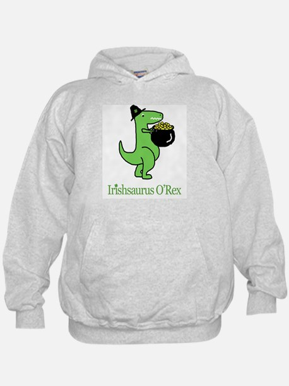 Irishsaurus O'Rex Hoodie