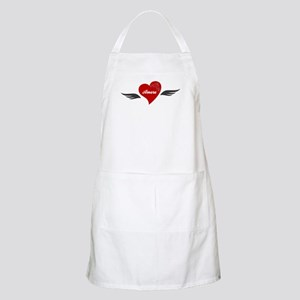 Amore Winged Heart Apron