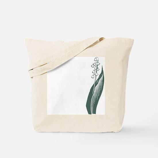 LOV Flower Tote Bag