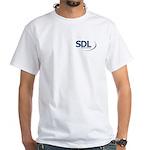 SDL White T-Shirt
