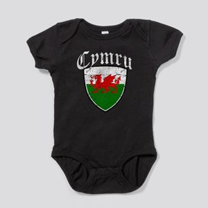 Cymru Flag Body Suit