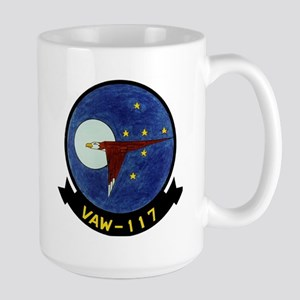 VAW 117 Wallbangers Large Mug