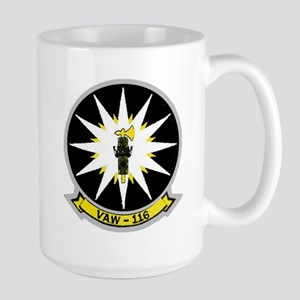 VAW 116 Sun Kings Large Mug