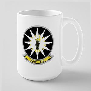 VAW 116 Sun Kings Large Mug