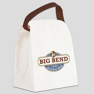 Big Bend National Park Canvas Lunch Bag