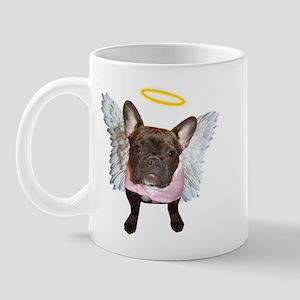 Angel Frenchie Mug