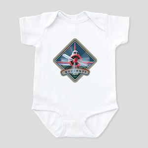 Buzzkutt Airplane Infant Bodysuit