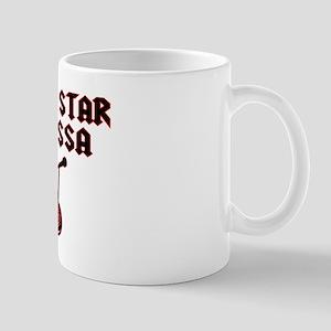 """""""Rock Star Alyssa"""" Mug"""