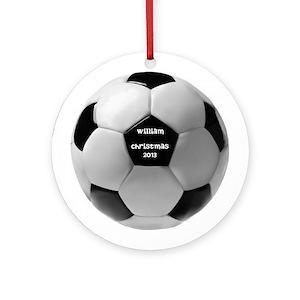 Soccer Ornaments Cafepress