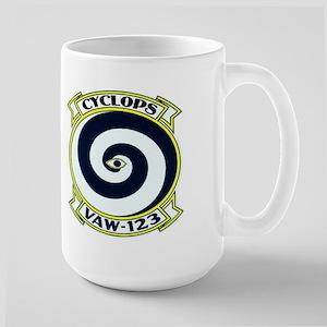 VAW 123 Cyclops Large Mug