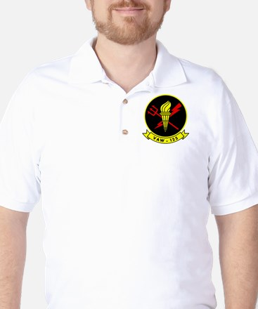 VAW 125 Tigertails Golf Shirt