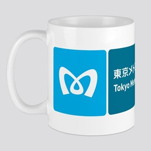 Tokyo Metro Mug