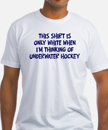 Thinking About Underwater Hoc Shirt