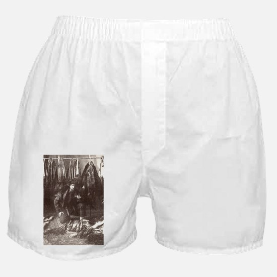 1919 Trapper Boxer Shorts