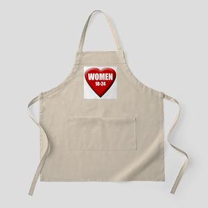 Women 18-24 BBQ Apron