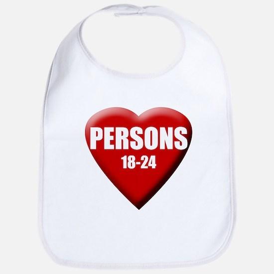 Persons 18-24 Bib