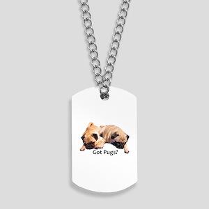 Got Pugs? Dog Tags