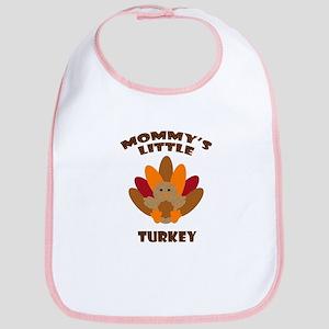 Mommys Little Turkey Bib
