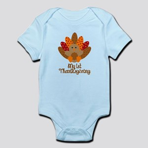 My First Thanksgiving Baby Clothes Accessories Cafepress