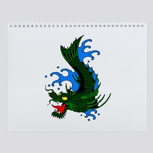 GNARLY DRAGONS Wall Calendar