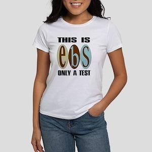 EBS Test Women's T-Shirt