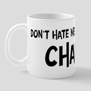 Chadian - Do not Hate Me Mug