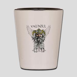 Valhöll Viking Warrior Shot Glass