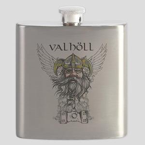 Valhöll Viking Warrior Flask
