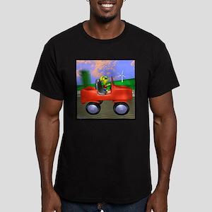 RBG BUGGY Men's Fitted T-Shirt (dark)