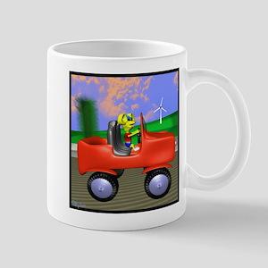 RBG LITTLE RED BUGGY Mugs