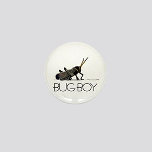 Bug Boy Mini Button
