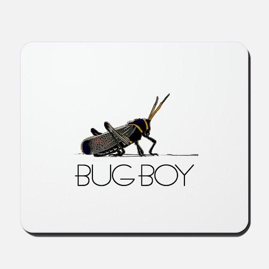 Bug Boy Mousepad