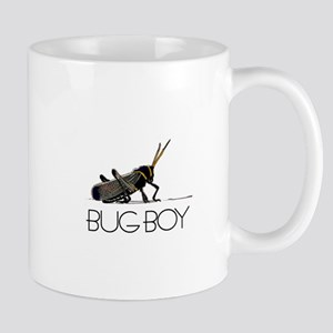 Bug Boy Mugs