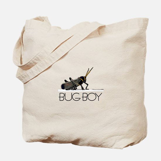 Bug Boy Tote Bag