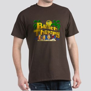 Beach Therapy Dark T-Shirt