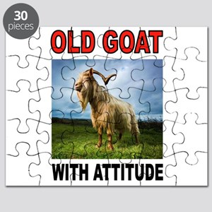 OLD GOAT Puzzle