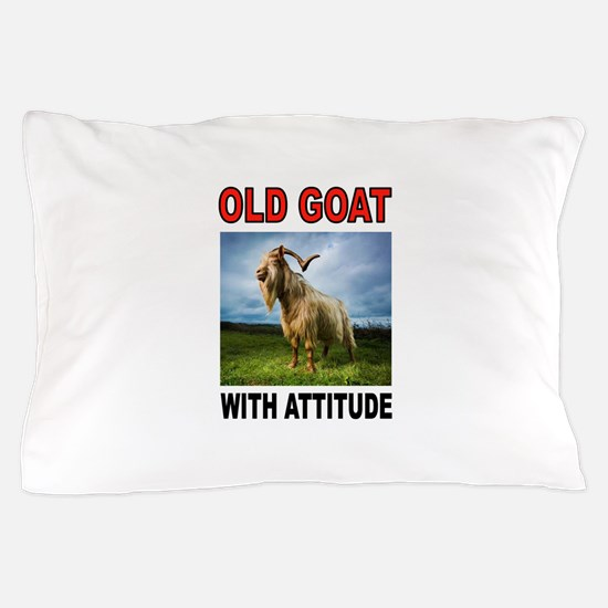 OLD GOAT Pillow Case