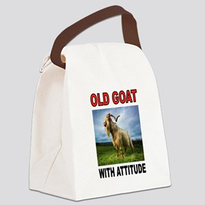 OLD GOAT Canvas Lunch Bag