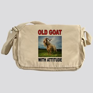 OLD GOAT Messenger Bag