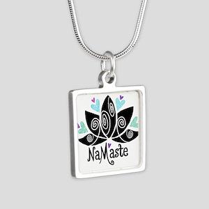 Namaste Lotus Color Necklaces