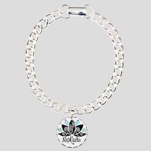 Namaste Lotus Color Bracelet