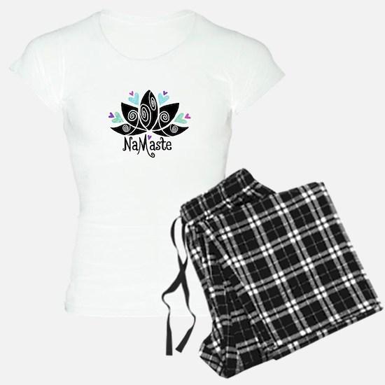 Namaste Lotus Color Pajamas