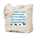 Get Your Pet Tote Bag