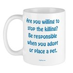 It Matters Mug
