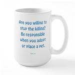 It Matters Large Mug