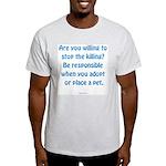 It Matters Ash Grey T-Shirt