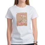 Country Urn Bouquet Women's T-Shirt