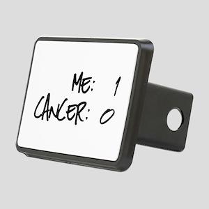 Cancer Survivor Humor Rectangular Hitch Cover