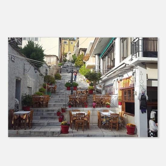 Cute Greek life Postcards (Package of 8)